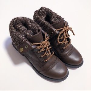 Brown Rouge Helium Boots/Shoes